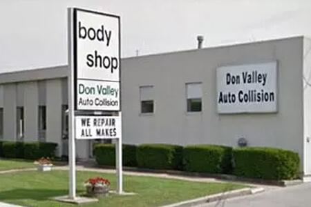 Don Valley Collision Centre